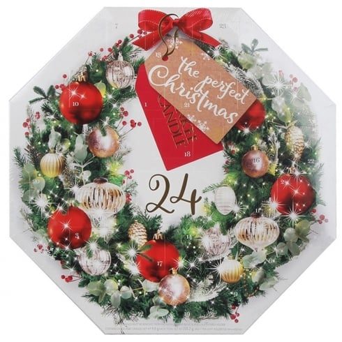 Yankee Candle Christmas Advent Wreath 2017