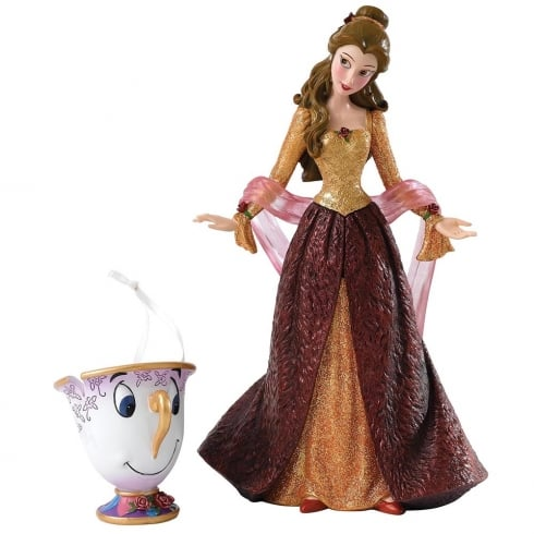 Disney Showcase Christmas Belle Figurine