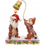 Christmas Chip n Dale Figurine