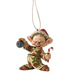 Christmas Dopey Hanging Ornament