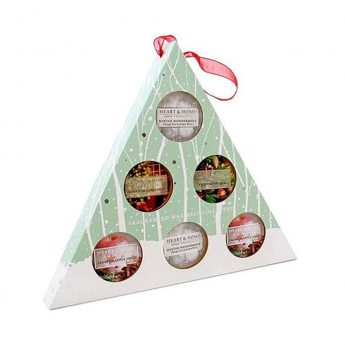 Heart & Home Christmas Gift Set Melts Collection