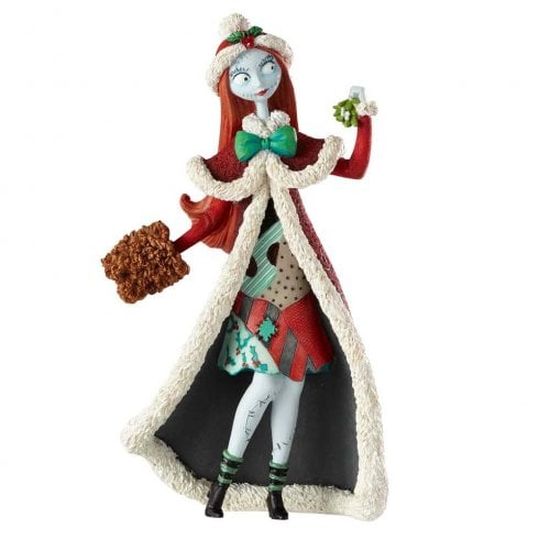 Disney Showcase Christmas Sally Figurine