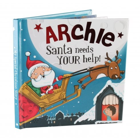History & Heraldry Christmas Storybook - Archie