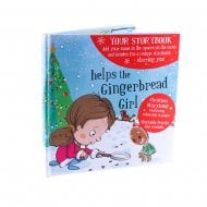 Christmas Storybook - Blank for Girls (Story 2)