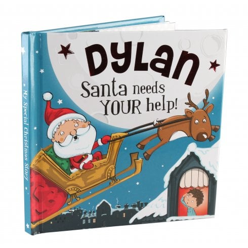 History & Heraldry Christmas Storybook - Dylan