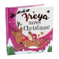 Christmas Storybook - Freya