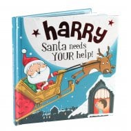 Christmas Storybook - Harry