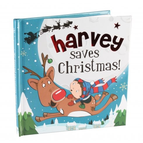 History & Heraldry Christmas Storybook - Harvey