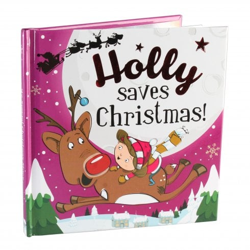 History & Heraldry Christmas Storybook - Holly