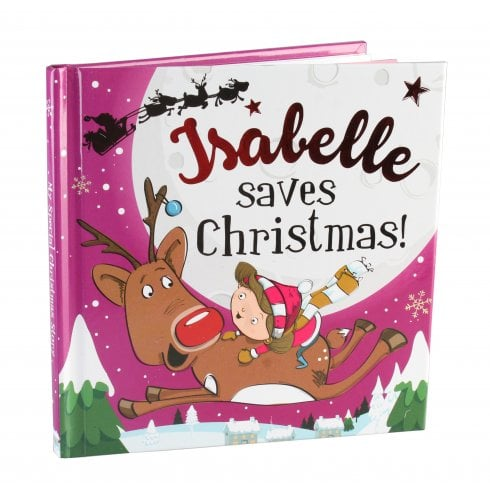 History & Heraldry Christmas Storybook - Isabelle