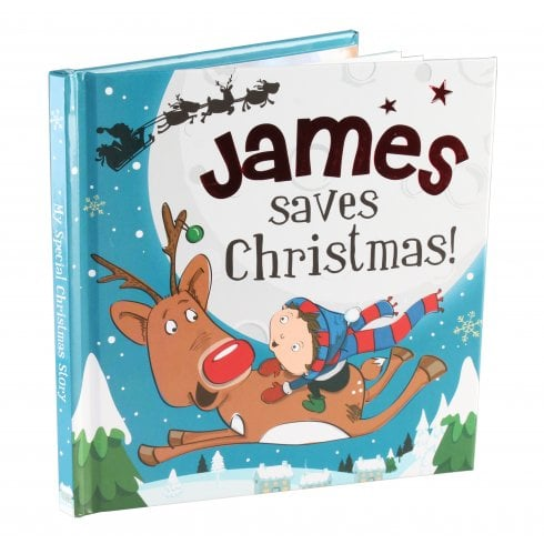 History & Heraldry Christmas Storybook - James