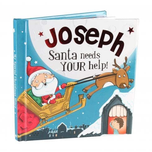 History & Heraldry Christmas Storybook - Joseph