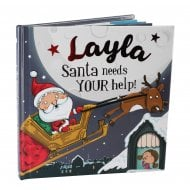 Christmas Storybook - Layla
