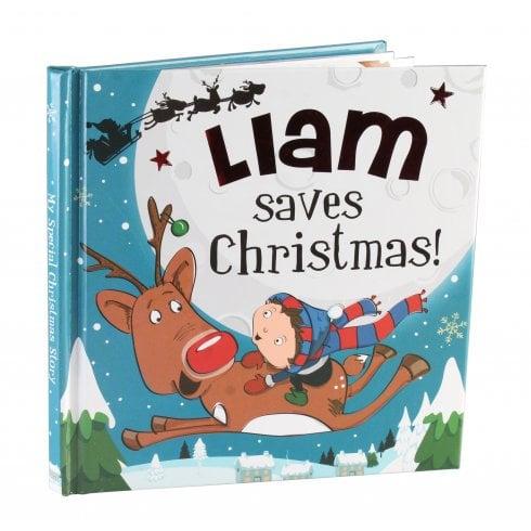 History & Heraldry Christmas Storybook - Liam