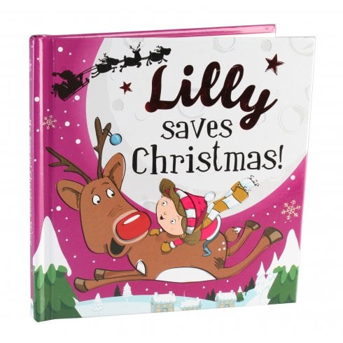 History & Heraldry Christmas Storybook - Lilly