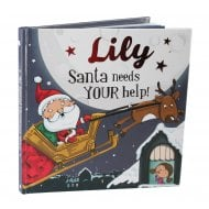 Christmas Storybook - Lily