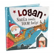 Christmas Storybook - Logan