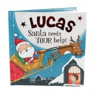 Christmas Storybook - Lucas