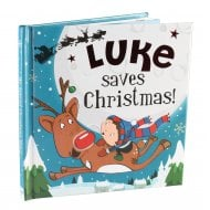 Christmas Storybook - Luke