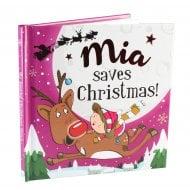 Christmas Storybook - Mia