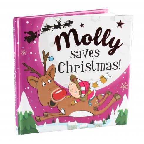 History & Heraldry Christmas Storybook - Molly