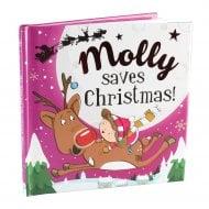 Christmas Storybook - Molly