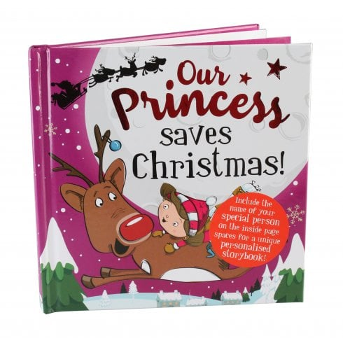 History & Heraldry Christmas Storybook - Our Princess