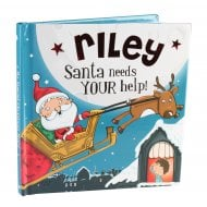 Christmas Storybook - Riley