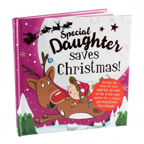 History & Heraldry Christmas Storybook - Special Daughter