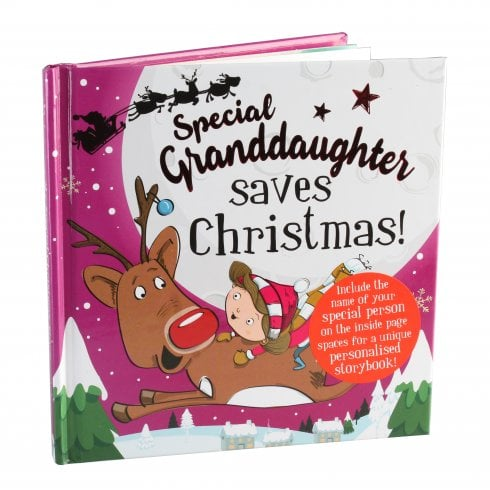 History & Heraldry Christmas Storybook - Special Granddaughter