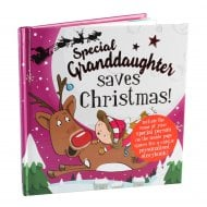 Christmas Storybook - Special Granddaughter