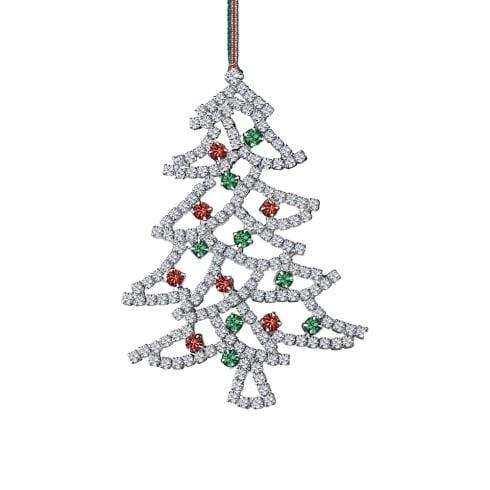 newbridge silverware christmas tree decoration hanging decoration