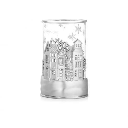 Newbridge Silverware Christmas Village T-Light Holder