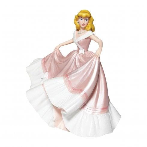 Disney Showcase Cinderella Couture Figurine - Pink Dress