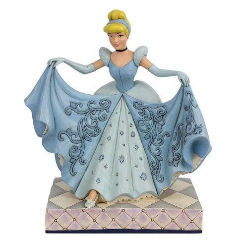 Disney Traditions Cinderella Transformation Figurine