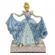 Cinderella Transformation Figurine