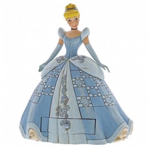 Disney Traditions Cinderella Treasure Keeper Figurine