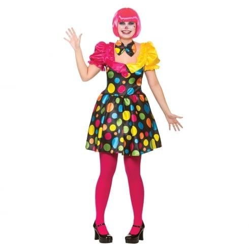 Wicked Costumes Circus Clown Large
