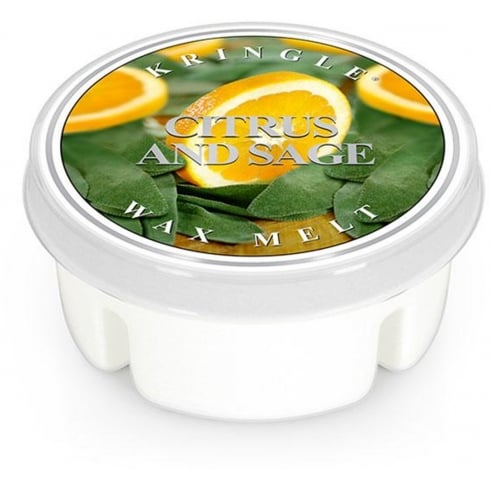 Kringle Citrus And Sage Wax Melts