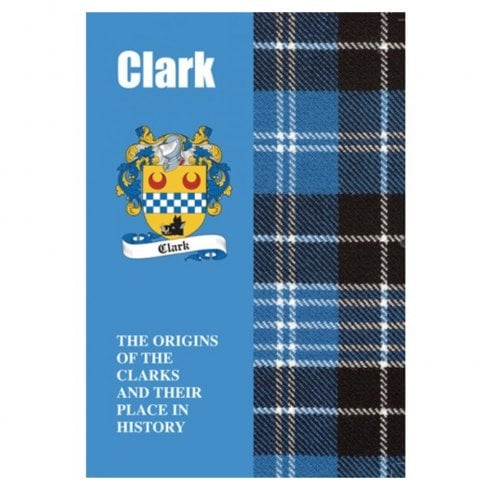 Lang Syne Publishers Ltd Clark Clan Book