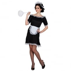 Classic French Maid - Budget (XS)