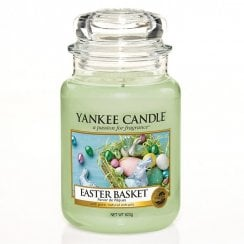 Classic Large Jar Easter Basket