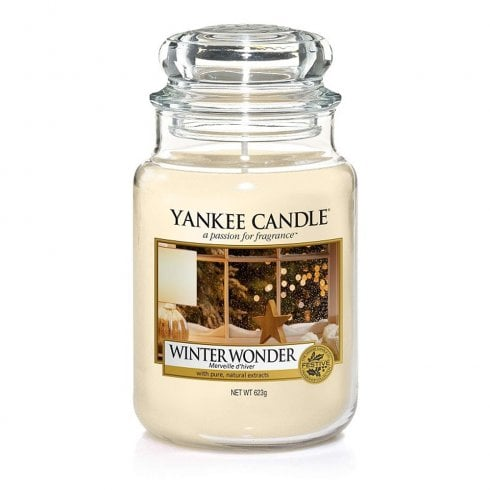 Yankee Candle Classic Large Jar Winter Wonder