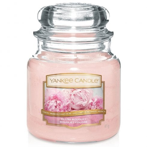Yankee Candle Classic Medium Jar Blush Bouquet