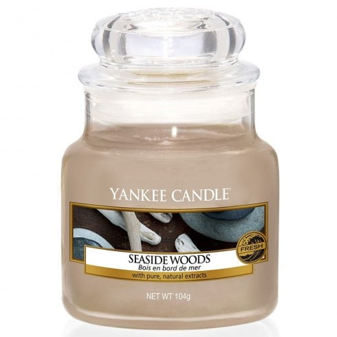 Yankee Candle Classic Small Jar Seaside Woods