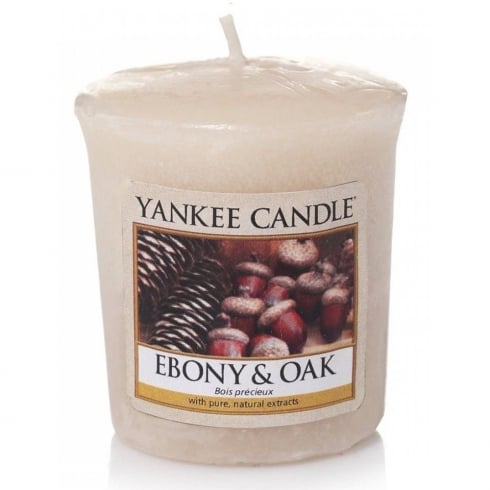 Yankee Candle Classic Votive Sampler Ebony & Oak
