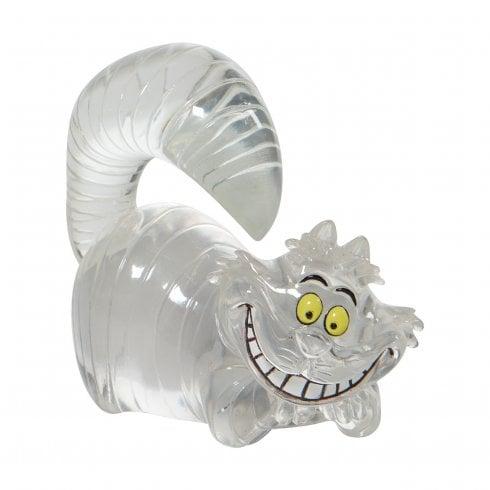 Disney Showcase Clear Cheshire Cat Figurine