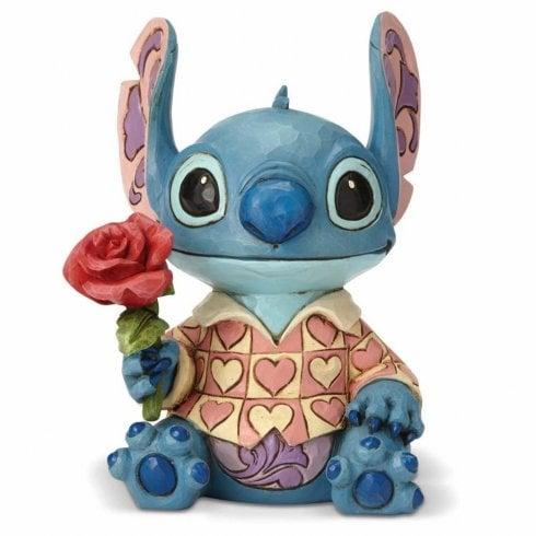 Disney Traditions Clueless Casanova Stitch Figurine