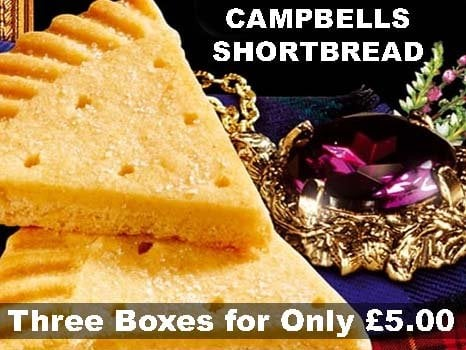 Campbells Shortbread Multibuy Offers