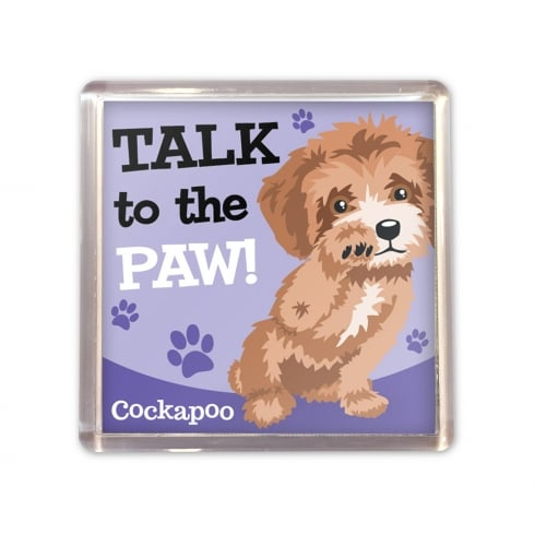 Wags & Whiskers Cockapoo Magnet